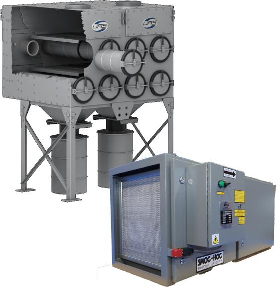 工業用集塵システム